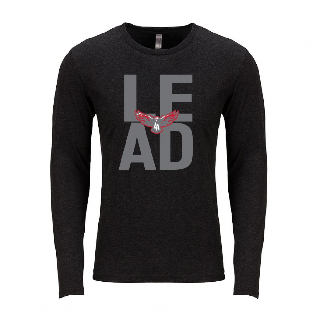 Lead Academy Campus Store Tees 6071 black