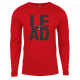 Lead Academy Campus Store Tees 6071 red