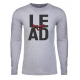 Lead Academy Campus Store Tees 6071 grey