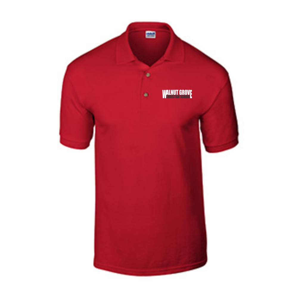 Walnut Grove Spirit Store Polos Gildan Ultra Cotton Adult Jersey